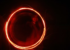 Circle of Light (Bhaskar Dutta) Tags: light red wallpaper woman india girl festival lady night circle fire scenery pretty firework cracker 20 hyderabad diwali deepawali deepavali cch celebation deewali dipawali dipavali pcared teamhwshomework thecch yahoo:yourpictures=light