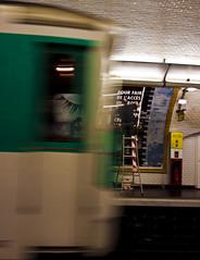 a comfortable ride (MojZ) Tags: paris france eye train underground subway metro closedeye