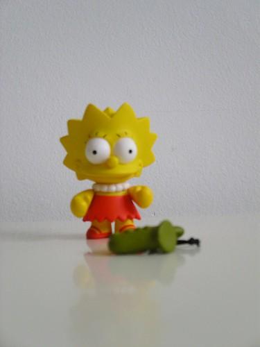 Kidrobot x Simpson – Maggie // Karl Lagerfeld x Coca Cola light