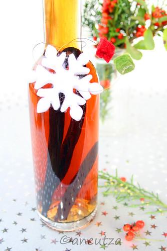ricetta e foto Essenza di vaniglia
