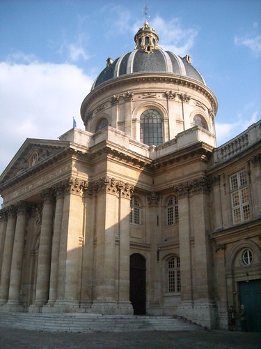 Institut de France, Paris, França