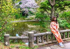 Naturaleza (Txantxiku) Tags: japo kimono naturaleza lugares viajes