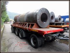 Bartoletti (DaveFuma) Tags: bartoletti rimorchio epoca trasporto eccezionale coils wide load trailer