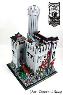 Port Emerald Keep