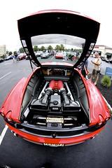 Ferrari F430 (Atodog) Tags: ferrari f430 ferrarif430 v12 fisheye wideangle midengine
