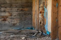 Falling Apart (Malaacheese) Tags: debris fallingapart grungy oldbuilding rock rustic wood