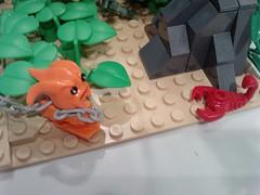 P1244[02]_26-12-09 (Bart Willen) Tags: sea people grass clamp temple shark weed rocks ship turtle shell statues crab atlantis sail loch mermaid wreck medusa ness nessie squidd merdine
