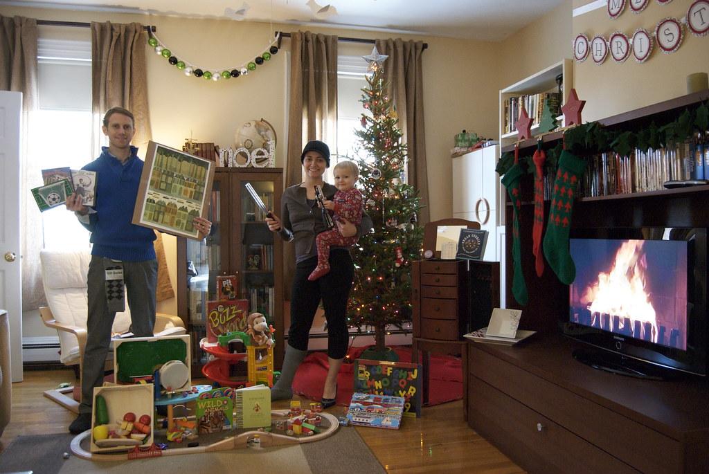 Christmas Loot 2009