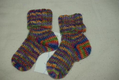 Ixchel socks