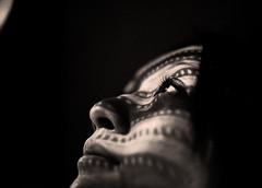 filmogirl (zeissizm) Tags: shadow bw film girl monochrome 50mm nikon f14 d3x kinakokocteau