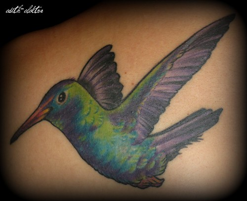 tattoo pusteblume · tattoo blumen · tattoo kolibri