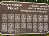 Tikal National Park Warnings... ju…