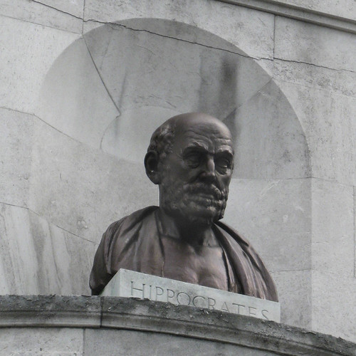 Hippocrates, Gower Street, London