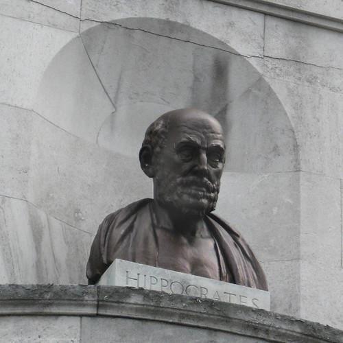 Hippocrates, Gower Street, London