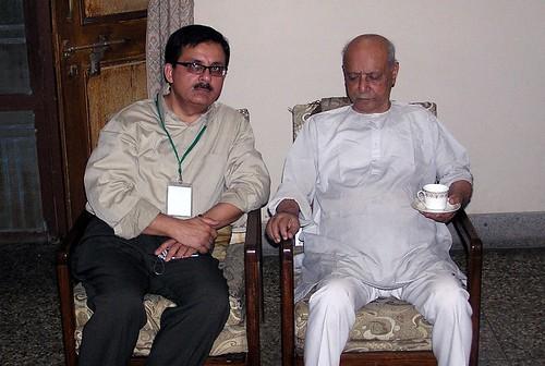 Shaheer Khan and Masoodul Hasan