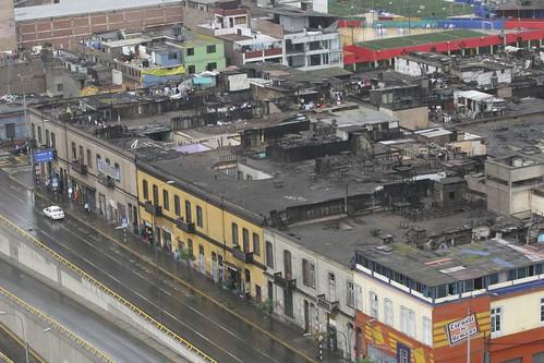 Heavy roofs (Andina)