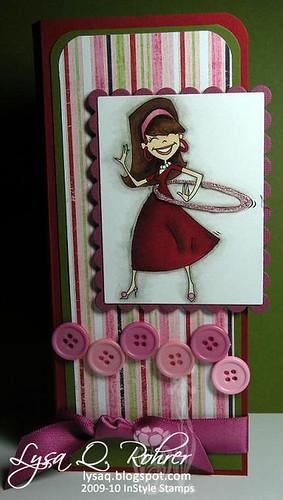 Valentine's Gidget