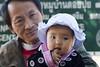 Hmong Baby (♥siebe ©) Tags: baby thailand thai chiangmai hmong thais เชียงใหม่ ประเทศไทย ไทย เมืองไทย รูปคน