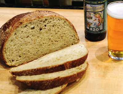 Sweetwater Pale Ale Bread at Whole Foods