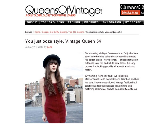 me on queensofvintage!