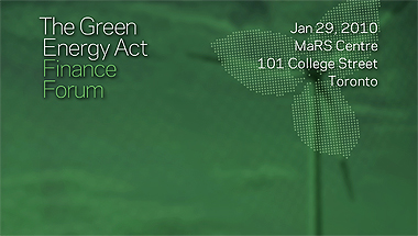 GEAFF - Green Energy Finance Forum