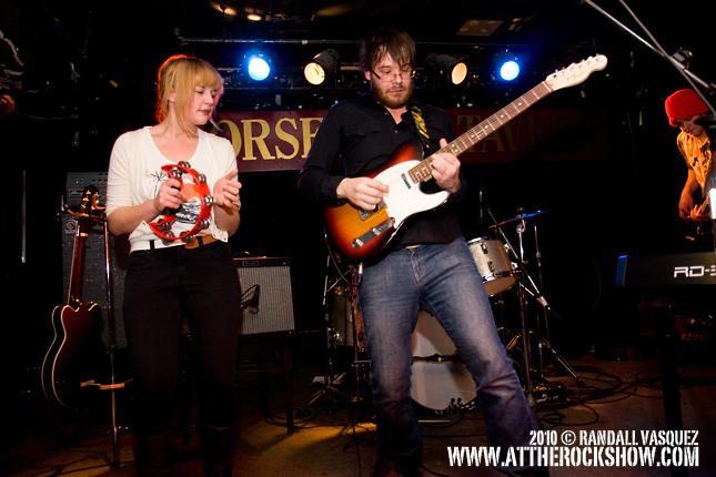 Brett Caswell and The Marquee Rose @ The Horseshoe Tavern