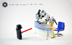 075/365 - Paternity proceedings... (Artamir ) Tags: toy actionfigure starwars lego pentax figurines figure stormtrooper 365 darthvader hasbro jouets jugete darkvador stormie 365days figurilla k20d