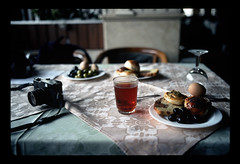 aleppo tea (quixotic54) Tags: leica food colour film breakfast 35mm tea kodak egg rangefinder slidefilm 64 mount summicron syria kodachrome 35 coolscan m6 asph aleppo leicam6 k14 kr64 summicronm mmount autaut leicasummicron35mmf20asph nikonsupercoolscan9000ed