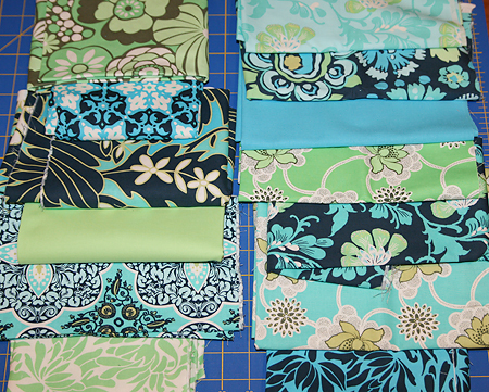 Fabric for Sew New to Me VQB