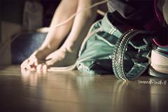 016.365.2 [9828] (photosbysavs) Tags: feet canon bag shoe strap stitching 365 canon7d pileofcrapibroughtinmyfloor