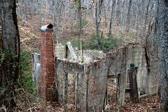 Trammel Mill Ruins
