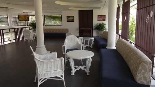 Koh Samui Al's Laemson コサムイ アルズレムソン-reception area5