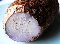 taro in coconut milk - 19