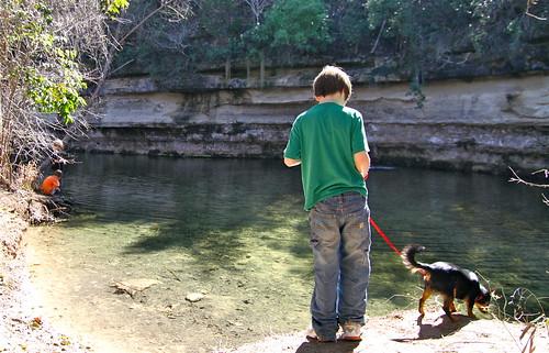 River Gazing