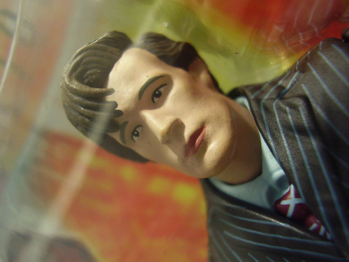 Dr Who 'Action' Figure - The 11th Doctor