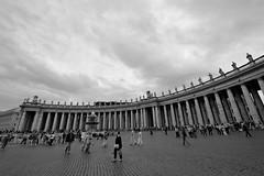 Foto do dia: 28/01/10 (vitorgroba) Tags: italy vatican rome roma nikon vaticano fotododia itlia vitorgroba d700 nikkor1424mm28