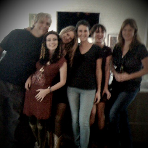 Group Pic w/Lauren