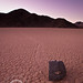 Dawn at the Racetrack, Death Valley National Park by jimgoldstein