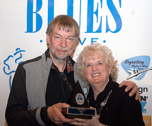 Keeping The Blues Alive Award 2010