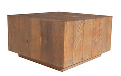 Topanga Cube Coffee Table