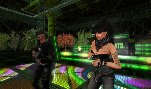angelinium, lilylyla at l'immortel club