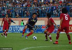 Arema Indonesia vs PSM Makassar (Ongisnade Official Photo) Tags: indonesia stadion malang arema aremania kanjuruhan ridhuanmuhammad romanchmelo psmmakassar ahmadbustomi nohalamshah
