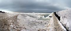 (Nameless_One) Tags: winter sea panorama beach 350d odessa blacksea панорама зима море одесса tamronspaf2040mmf2735if ланжерон