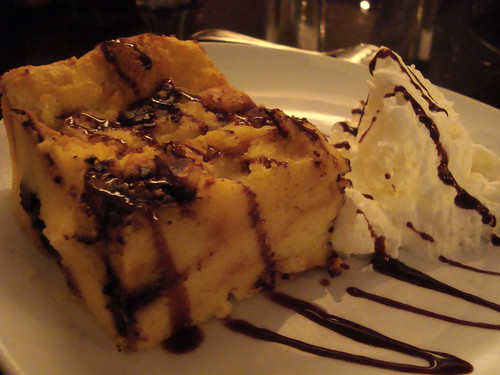 Chocolate Chunk Bread Pudding @ Angeli Caffe