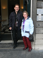 Frank Steijns and Maria (abussemaker) Tags: frank maria smits steijns franksteijns