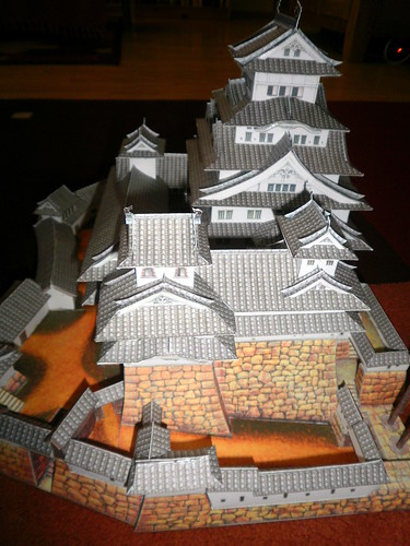 Himeji Modell - Front