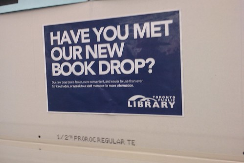 This is what's wrong with the Toronto Library