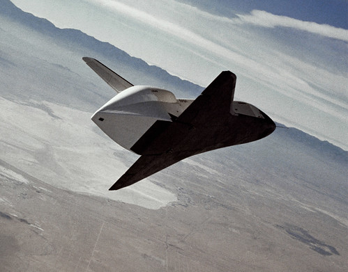Shuttle Enterprise, Free Flight,GRIN Archives