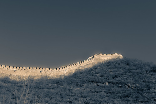 Xiang Shui Hu Great Wall (by niklausberger)