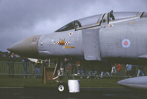 FGR.2 XV402 C St Athan 1 280691